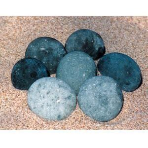 Cold Aquamarine Stone Set (TS320)