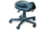 Saddle Stool with Foot Ring (KV812)