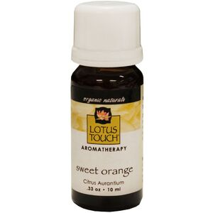Lotus Touch Organic Naturals Essential Oil Sweet O