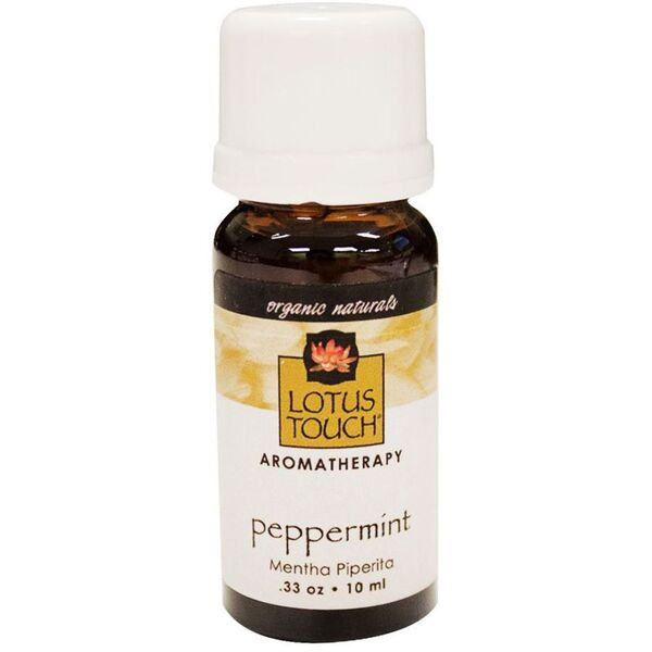 Lotus Touch Organic Naturals Essential Oil Pepperm