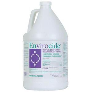 Envirocide Hospital Disinfectant Cleaner 1 Gallo