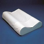 "Core Foam Pillow Basic Cervical Firm 160 22""X14.5"""