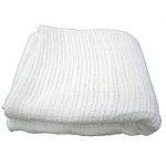 Cotton Thermal Blanket (055 0002)