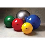 Thera-Band Pro Series Exercise Ball 85 Cm Silver (