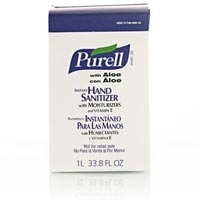 Purell Hand Sanitizer With Aloe 33.8 oz. Refill (1