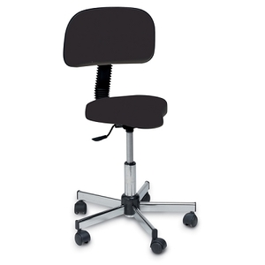Pibbs Anti Fatigue Stool - Black (220 1035)