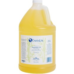 Earthlite Unscented Massage Oil 1 Gallon (224 0210 12)
