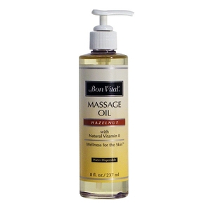 Bon Vital Hazelnut Massage Oil 8 oz. (224 0090)