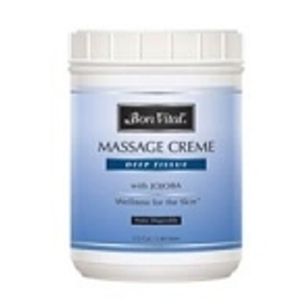 Bon Vital Deep Tissue Massage Creme 12 Gallon (22
