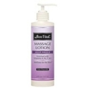 Bon Vital Deep Tissue Massage Lotion 8 oz. (225 01