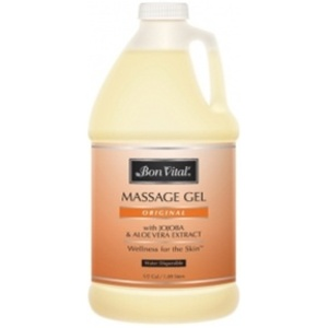 Bon Vital Original Massage Gel 12 Gallon (227 001