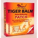 "Tiger Balm Pain Relieving Patch 5Pk 4"" X 2.75"" ("