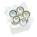 Kur Soy Candle 4oz Tin Collection (253 0021)
