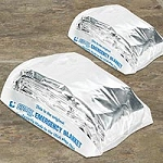 Mylar Thermal Blanket Silver (278 0017)