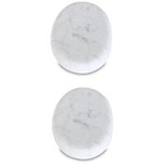 Marble Stones Hand Set Of 2 (281 0009)