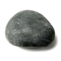 "Stone Sacral 4.5""X5.5"" Basalt - Single Stone (281"