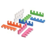 Toe Separators- 12 Pack Colors Vary (282 0116)