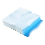 Intrinsics 4x4 Cotton Esthetic Wipe 4-ply 200 Ct (