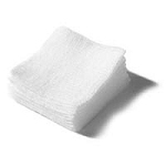 "2"" X 2"" Cotton Filled Gauze Pad - 200 Count (283 0"