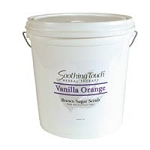 Soothing Touch Brown Sugar Scrub Vanilla Orange 2