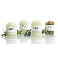 Kur Salt Scrub - Rose 16 oz. (285 0018)