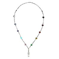 Chakra Floating Necklace (346 0006)