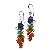 Chakra Balancer Earrings (346 0016)