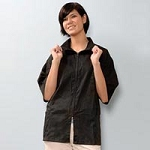 Therapist Jacket Black Medium (350 0001)