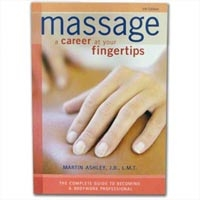 Massage: A Career At Your Fingertips 5th Ed Book (