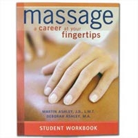 Massage: A Career At Your Fingertips Workbook 5th