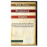 The Thai Massage DVD By Kay Rynerson (539 0068)