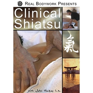 Clinical Shiatsu DVD By John Hickey (539 0073)