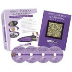 Spine Thorax & Abdomen Set DVD Format (539 0089)