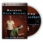 Real Bodywork Mastering Chair Massage DVD (539 024