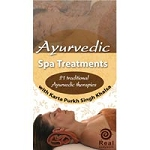 Ayurvedic Spa Treatments DVD (549 0091)