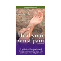 Heal Your Wrist Pain Naturally DVD (549 0093)