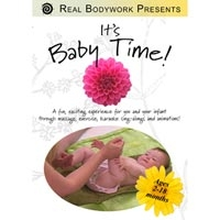 It's Baby Time - Infant Massage DVD (549 0094)