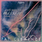 Gentle Music For Massage Clemence Vol 4 CD (558 00