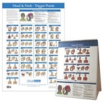 Trigger Point Chart Head & Neck (573 0136)