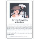 Ear Infection Poster 24'l X 17'w (573 0363)