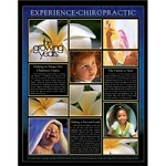 "Children & Chiropractic Poster 22""X28"" Laminated"