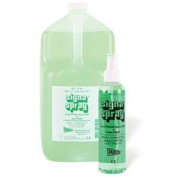 Signa Spray Gallon with Empty 8.5 oz. Bottle (663