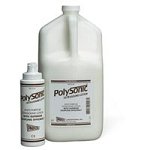 Polysonic Ultrasound Lotion 1 Gallon (663 0015)
