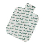 "Uni-patch Uni-tab Electrodes 2""X2.25"" 48Package ("