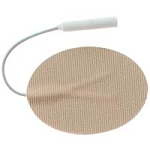 "Uni-patch Re-ply 1-12"" X 2"" Oval Electrode 4Pack"
