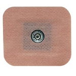 "Uni-patch Multi-day Electrode 2.25""X2.5"" with Snap"