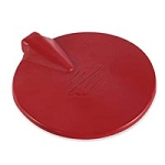 2' Round Red Carbon Electrode For Banana Lead (673