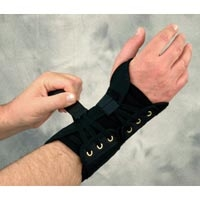 Power Wrap Wrist Brace Right Black (705 0145)