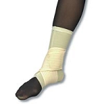 "Double Strap Ankle Support Medium 8""-9.5"" (708 001"