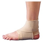 "Scrip Elastic Ankle Wrap SmallMedium 6"" - 9.5"" (7"